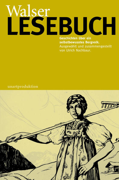 Walser Lesebuch - Coverbild
