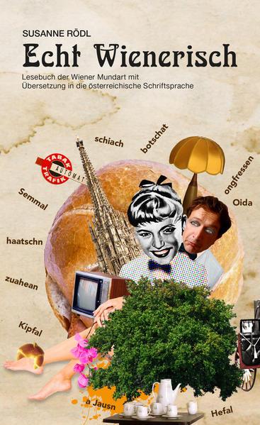 ECHT WIENERISCH - Coverbild