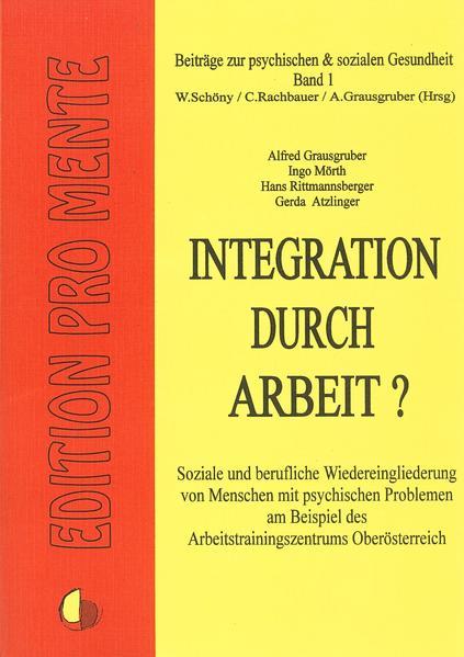 Integration durch Arbeit? - Coverbild