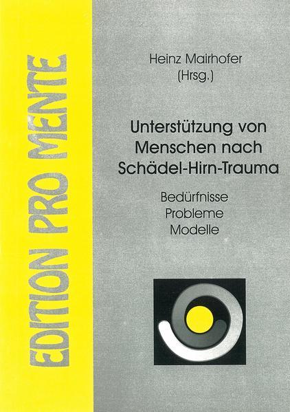 Unterstützung von Menschen nach Schädel-Hirn-Trauma - Coverbild