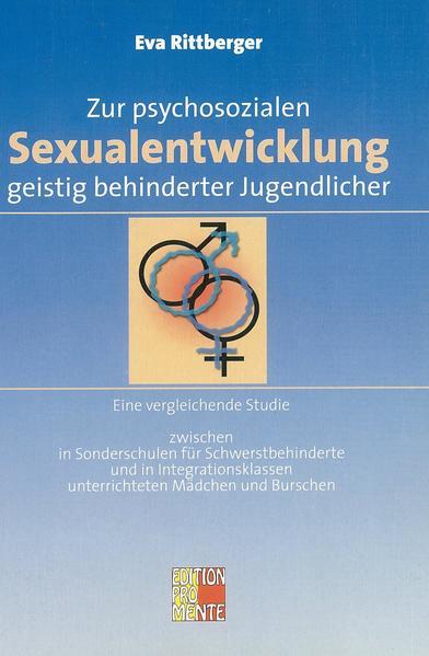 Zur Psychosozialen Sexualentwicklung geistig behinderter Jugendlicher - Coverbild
