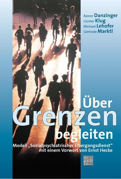 Über Grenzen begleiten - Coverbild