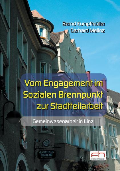 Vom Engagement im Sozialen Brennpunkt zur Stadtteilarbeit - Coverbild