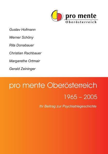 pro mente Oberösterreich 1965-2005 - Coverbild