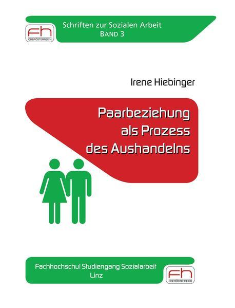 Paarbeziehung als Prozess des Aushandelns - Coverbild
