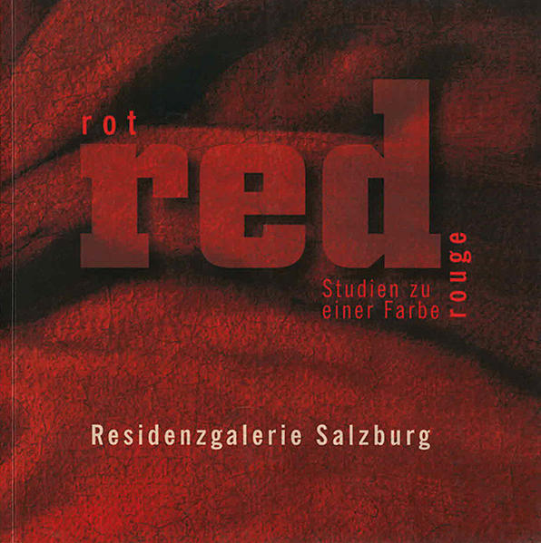 Rot Red Rouge - Coverbild