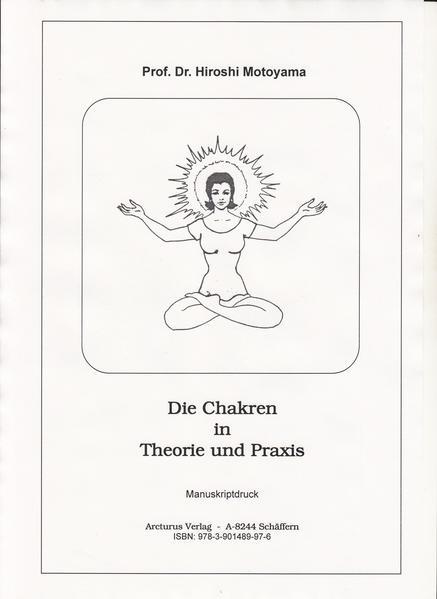 Die Chakren in Theorie und Praxis - Coverbild