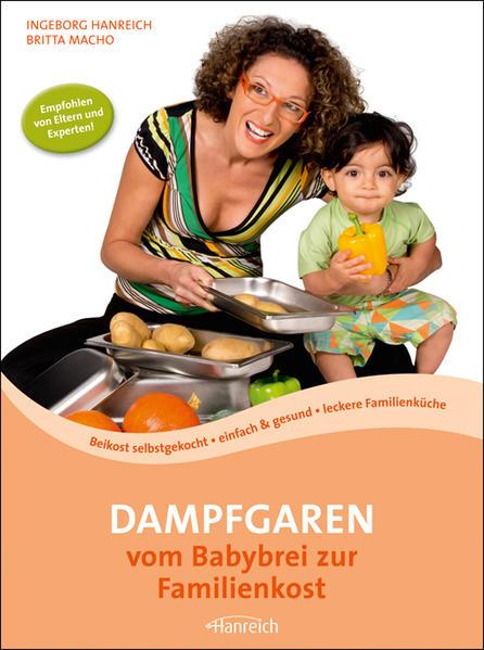 Dampfgaren - vom Babybrei zur Familienkost - Coverbild