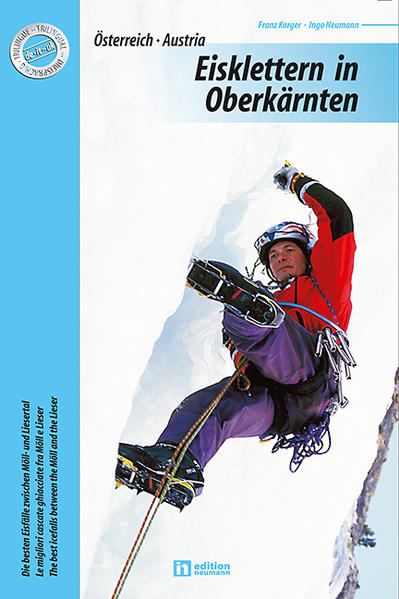 Eisklettern in Oberkärnten - Coverbild
