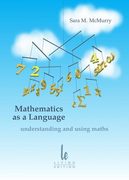 Mathematics as a Language - Coverbild