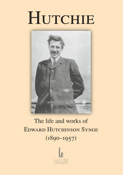 Hutchie: the life and works of Edward Hutchinson Synge (1890-1957) - Coverbild