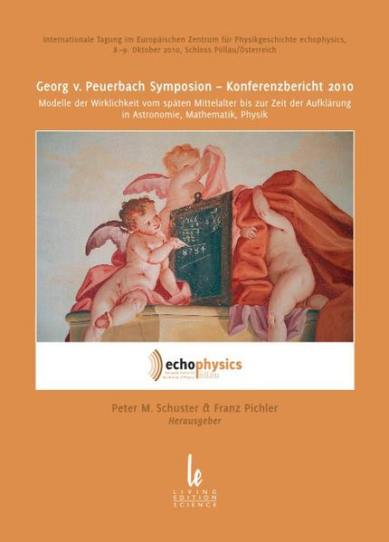 Georg von Peuerbach Symposium - Konferenzbericht 2010 - Coverbild
