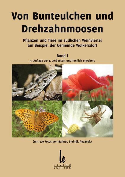 Von Bunteulchen und Drezahnmoosen - Coverbild