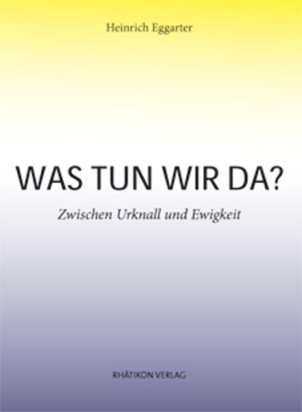 Was tun wir da? - Coverbild