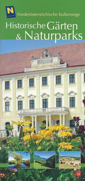 Historische Gärten & Naturparks - Coverbild