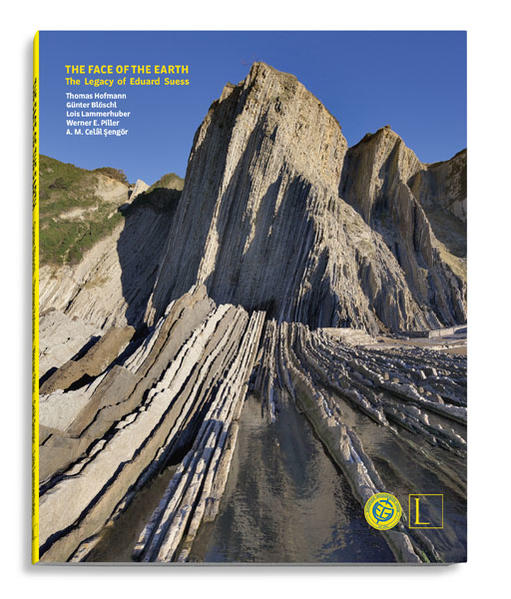 THE FACE OF THE EARTH - Coverbild