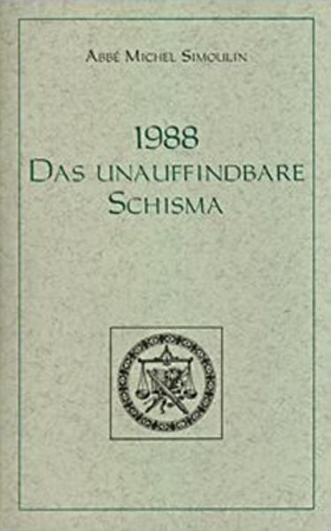 Download 1988 - Das unauffindbare Schisma PDF Kostenlos