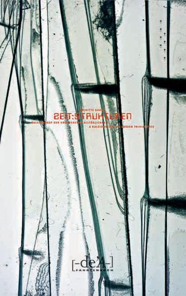 Zeit:Strukturen - Coverbild