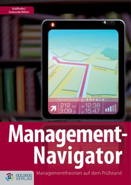 Management-Navigator - Coverbild
