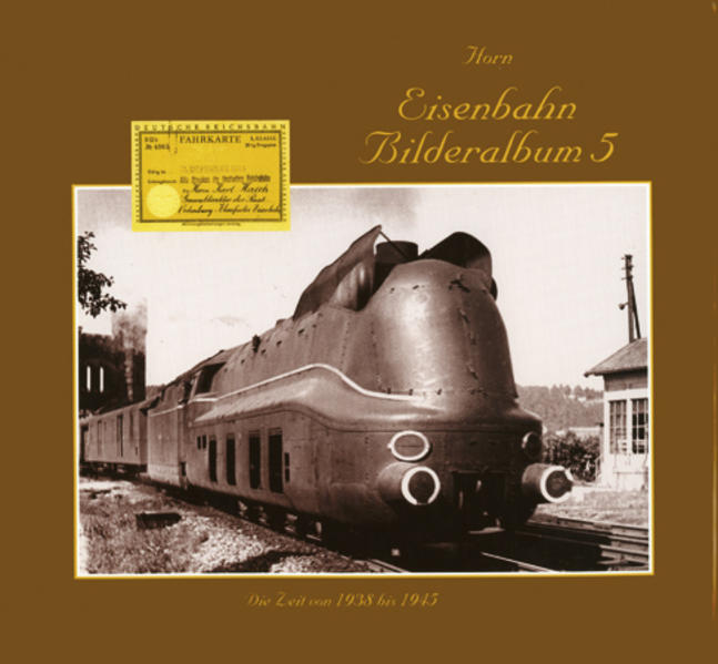 Eisenbahnbilderalbum Band 5 PDF Herunterladen