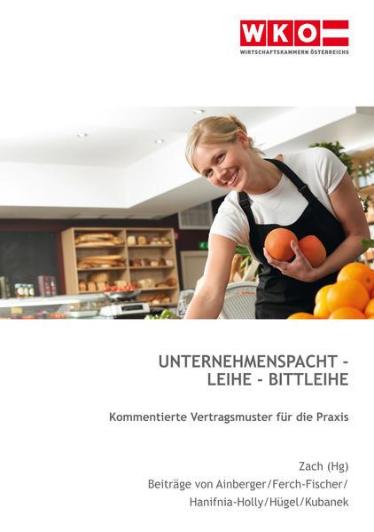 Unternehmenspacht - Leihe - Bittleihe - Coverbild