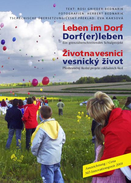 Leben im Dorf - Dorf(an)sichten - Coverbild