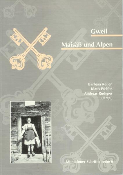 Gweil - Maisäss und Alpen - Coverbild
