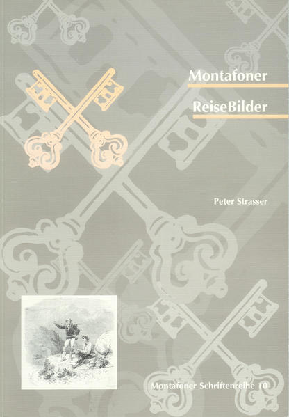 Montafoner ReiseBilder - Coverbild