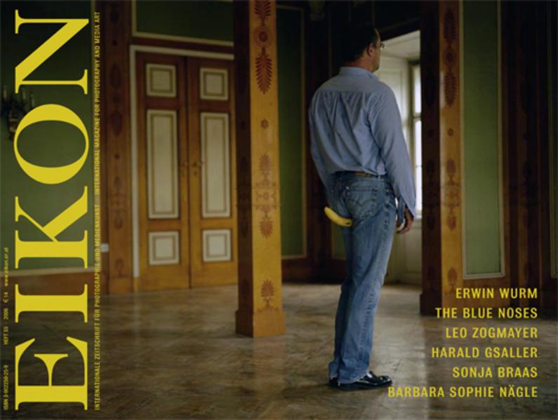 EIKON. Internationale Zeitschrift für Photographie und Medienkunst... / EIKON. Internationale Zeitschrift für Photographie und Medienkunst... - Coverbild