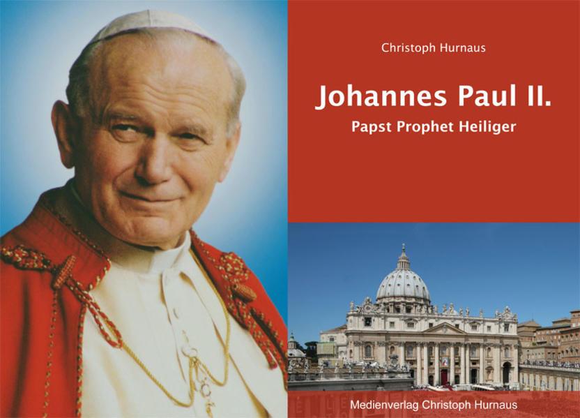 Johannes Paul II. - Coverbild