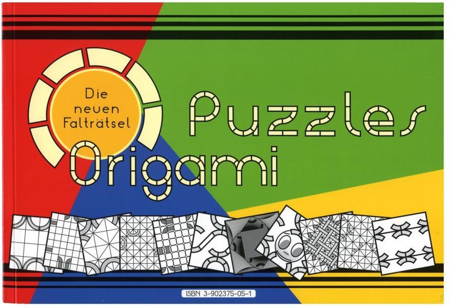 Origami Puzzles - Coverbild