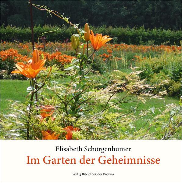 Im Garten der Geheimnisse - Coverbild