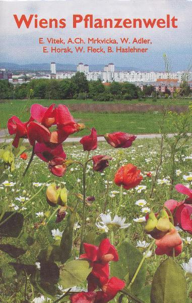 Wiens Pflanzenwelt - Coverbild
