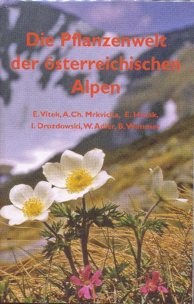 Die Pflanzenwelt der österreichischen Alpen - Coverbild