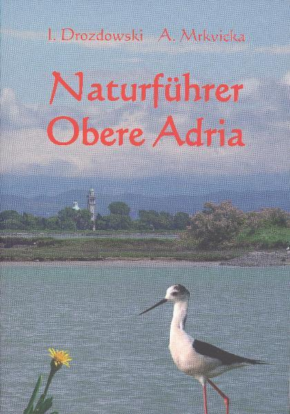Naturführer Obere Adria - Coverbild