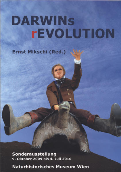 Darwin's rEvolution - Coverbild
