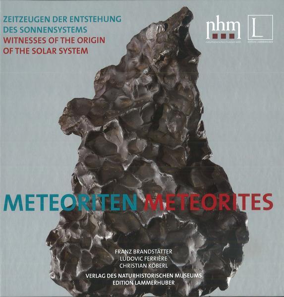 Meteoriten Meteorites - Coverbild