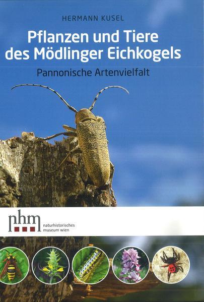 Pflanzen und Tiere des Mödlinger Eichkogels - Coverbild