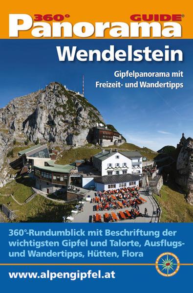 Panorama-Guide Wendelstein - Coverbild