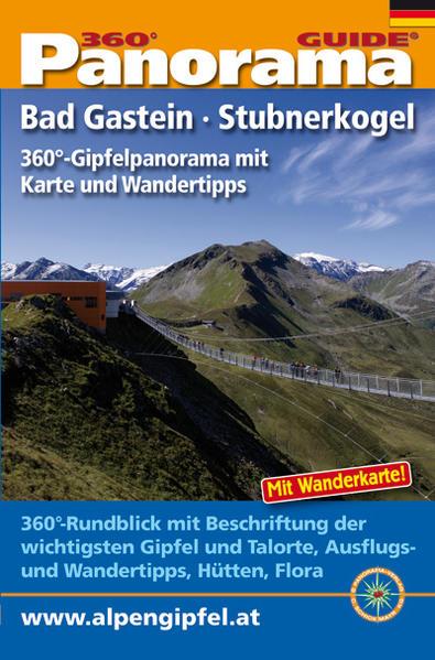 Panorama-Guide Badgastein-Stubnerkogel - Coverbild