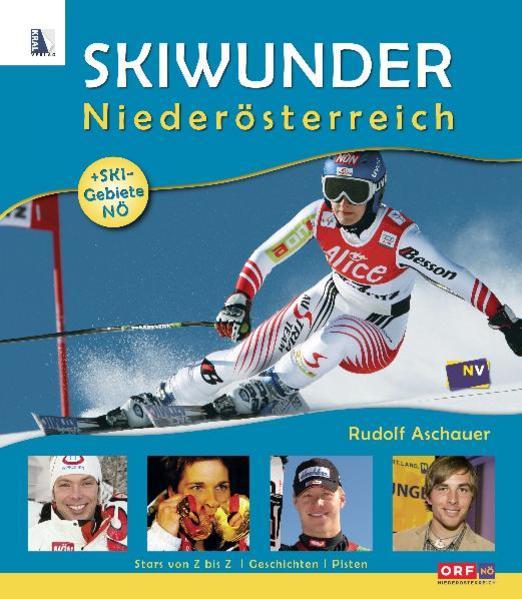 Skiwunder Niederösterreich - Coverbild