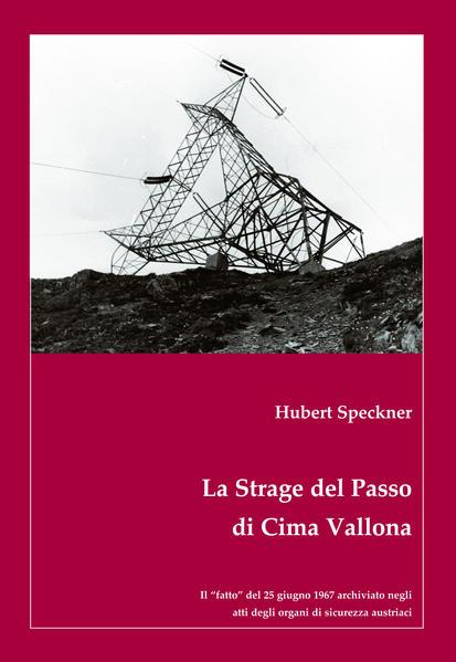 La Strage del Passo di Cima Vallona - Coverbild