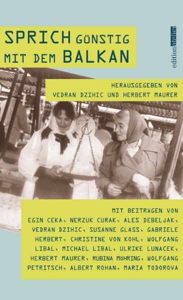Sprich günstig mit dem Balkan - Coverbild