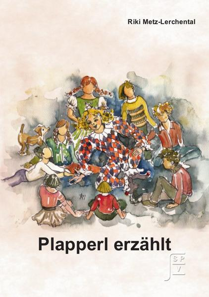 Plapperl erzählt - Coverbild