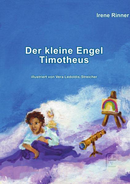 Der kleine Engel Timotheus - Coverbild