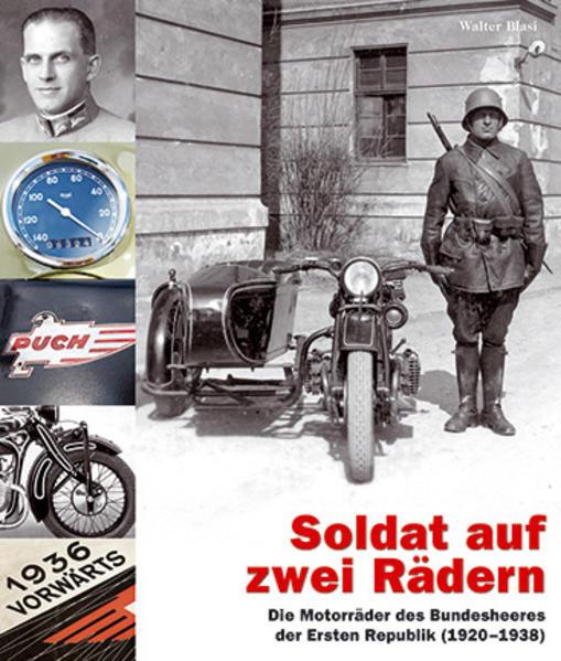 Soldat auf zwei Rädern - Coverbild