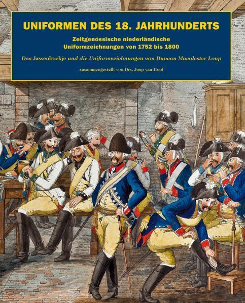 Uniformen des 18. Jahrhunderts - Coverbild