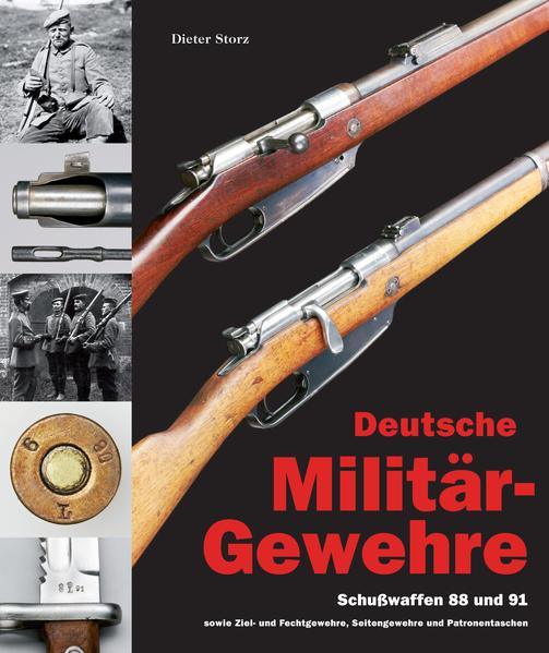 Deutsche Militärgewehre (Band 2) - Coverbild
