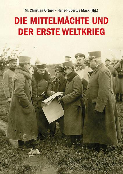 Die Mittelmächte und der Erste Weltkrieg - Coverbild