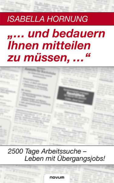 """""""… und bedauern Ihnen mitteilen zu müssen, …"""" - Coverbild"""